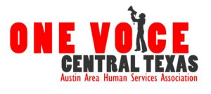 Ellen Arnold at One Voice Central Texas, Austin Area Human Services